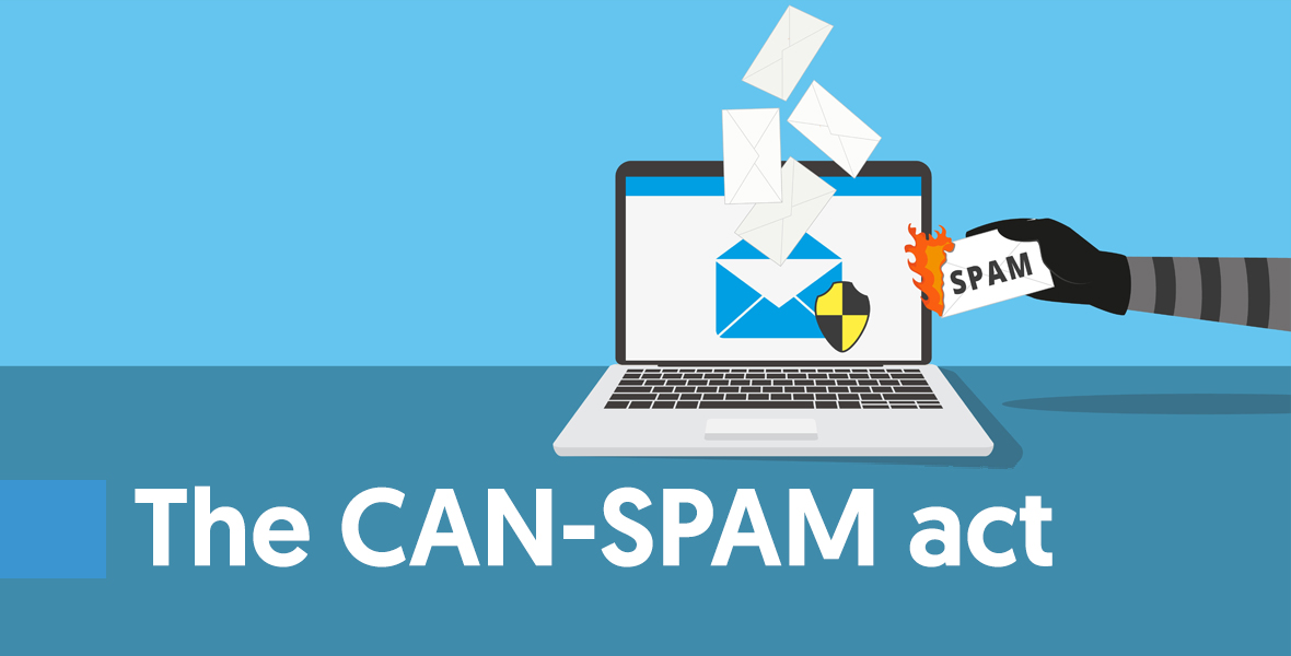 The CAN-SPAM act