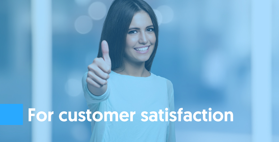 A tool to keep your customers satisfied